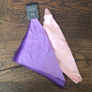 Men's Silk Pocket Squares
